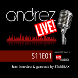 SEASON PREMIERE!!! Andrez LIVE! S11E01 On 08.09.2017 feat. STARTRAX