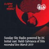 SSM+DC presents` Baldi Calvianca` livemixset at Lucyinthesky