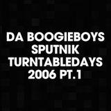 Da BoogieBoys - Sputnik Turntabledays 2006 Part 1