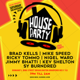 Very Very little house party