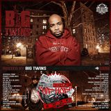 DJ MODESTY - THE REAL HIP HOP SHOW N°313 (Hosted by BIG TWINS)