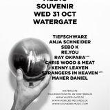 Chris Wood b2b Maher Daniel @ BerMuDa 2012 Mobilee meets Souvenir,Watergate Berlin (31.10.12)