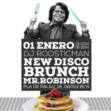 New Disco Brunch & Mr Robinson By Roosticman