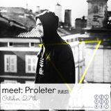 la colección alternativa season premiere: Pot Pourri w/ ProleteR (27/10/2014)