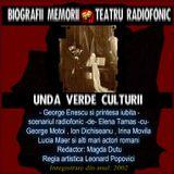 Biografii memorii  la teatru radiofonic - George Enescu  si printesa iubita