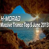 Massive Trance Top 5 June 2013