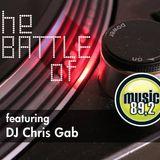 "Mix for ""Music 89.2"" by dj Chris Gab"