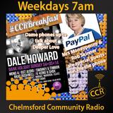 Monday Breakfast - @CCRBreakfast - Lucy, Rob & Jamie - 28/04/14 - Chelmsford Community Radio