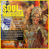 DJ Kemit presents Soul Makossa April 2016 Promo Mix