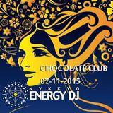 Nykkyo Energy DJ - Activation @ Chocolate Club 07-11-2015