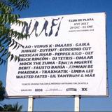 Gaika & Lao Improvised Set Live From N.A.A.F.I. Club De Playa