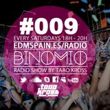 Taao Kross - Binomio #009 EDM Spain 03/05/2014