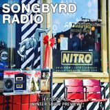 SongByrd Radio - Episode 41 - Winter Show Preview