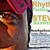 Rhythm Factory Mondays live w/Steve Maxwell 6/9/14