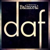 SOUND DESIGN BALMORAL RESTAURANT IN MONTREAL BY DAF - APRIL 2016