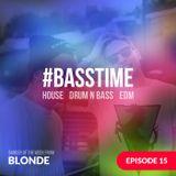 #Basstime Podcast - 015