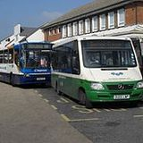 Richard Goldsmith chats with Simon Herbert about Cuckmere Community Buses