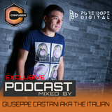 GIUSEPPE CASTANI AKA THE ITALIAN - CONFUSION ROMA EXCLUSIVE PODCAST # 17