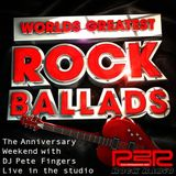 The RBR Rock Radio Greatest Rock Ballads of All Time - 2016