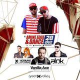 2014.12.28 - Amine Edge & DANCE @ Green Valley, Camboriu, BR