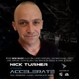 Nick Turner - ACCELERATE #132