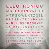 Villageman pres. Electronic Sessions. Live @ Club Lollipop. June 23rd, 2012.