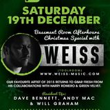 GBar Bassment Afterhours 'Festive Beats'