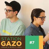StationGazo #7 - Pumpkin & VinsDaCuero, Molo, Low Leaf, Quantic...