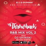 Throwback RnB Mix Vol 2 [2000's]