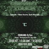 Distant Touch Live Set on Radio Schizoid - February 2015