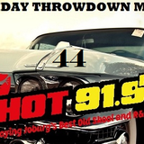 HOT91.9FM FRIDAY THROWDOWN MIX 44