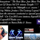 The Heavystorm Show The Best Of Vol 24 W/ Tomi Bell Special Guest Women Of Soul Series I