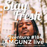 Adventure #184 IAMGUNZ live!