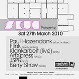 Paul Hazendonk @ Nacht Abstrakt, Bootleg DJ Café