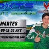 DXTS con Serge En Vivo 2 de Septiembre 2014