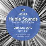 Hubie Sounds 124 - 28th Mar 2017