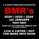 PT2 BMR 2020 NEW YEARS DAY DANCE FT CHAIRMAN UNCLE NUTS E16 MC MIDNITE NEW ATTRACTION & MR BIGZZ