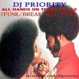 All Hands On Techs Vol.12 (Funk Break Mix pt4)