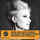 Electric Ladies: Women & Sound Tech with Mica Millar