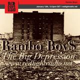 Rambo Boys 18 @ Red Light Radio 01-12-2019