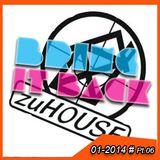 BRING IT BACK LIVE Tape No. 06, zuHOUSE Rocker & Gordon Hollenga - SAT 11/01/2014