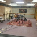 Nick Wallas live in the WRPI Studio