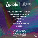 Scarlett O'Malley Lucide 1st Birthday Mix - 125BPM House Heaters