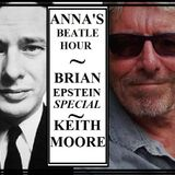 Keith Moore in the show about Brian Epstein.