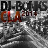 DJ-BONKS CLA 2014 MIXTAPE