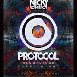 Nicky Romero & FLG - Live @ Protocol Label Night Melkweg Amsterdam (Netherlands) 2013.10.17.