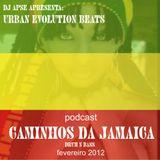 dj apse apresenta caminhos da jamaica!!!