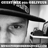 Guest Mix 021: Obliveus