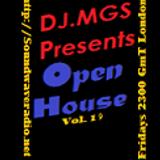 DJ.MGS Presents: Open House Vol.19