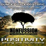"""Positivity Among the Holm-Oaks"" - Dunle Goaleidoscopic Dj Set @ KONFUSSION 2014 Mainfloor"